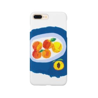 プラム Smartphone cases