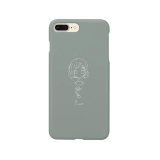 flower コスモス  Smartphone cases