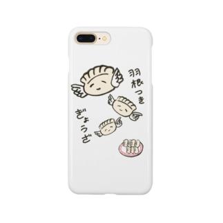 羽根つき餃子 Smartphone cases