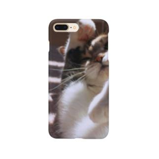 ネコマグ Smartphone cases