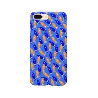 魚座のスマホケース Smartphone cases