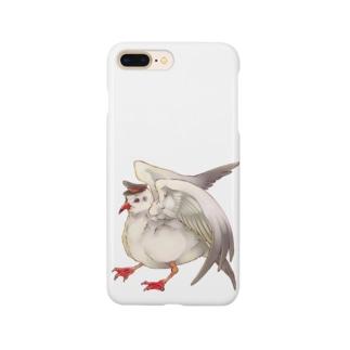 ユリカモメ Smartphone cases