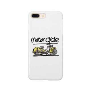 モーターサイクルカスタム Smartphone cases
