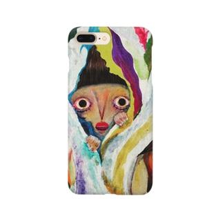 親指姫 Smartphone cases
