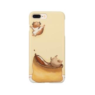 ぷるぷるプリン Smartphone cases