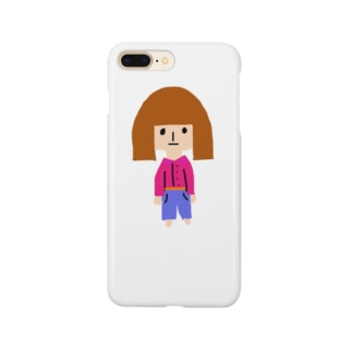女の子スマホケース Smartphone cases