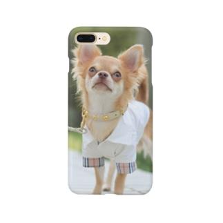 湘南にゃんわんふぉと🐶の愛犬グッズ(sampleご購入不可) Smartphone cases
