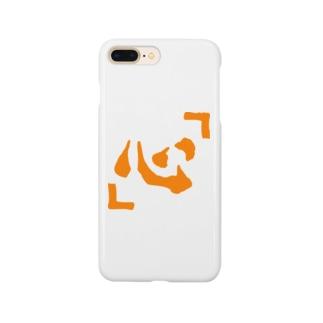 「 心 」Tシャツ Smartphone cases