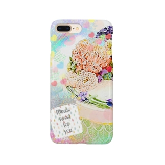 Miracle sweet for you Smartphone cases
