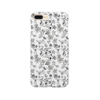 Atelier Glück ゆかいな仲間たちbyぶちょう Smartphone cases