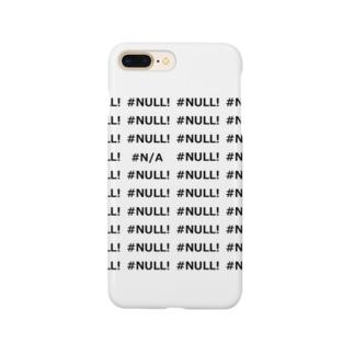 論理積演算子null Smartphone cases