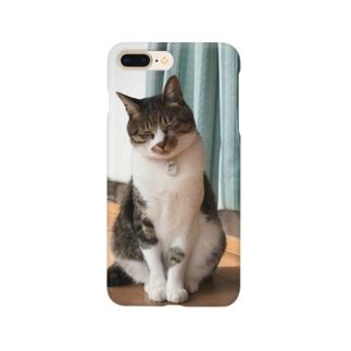 キャット猫ネコ(実写) Smartphone cases