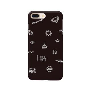 フィンランドの概念 Smartphone cases