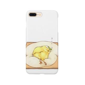 目玉焼きトースト♡ Smartphone cases