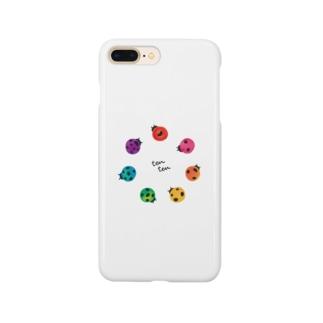 ナナイロテンテン Smartphone cases