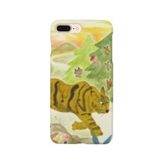 狐借虎威 Smartphone cases