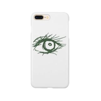 瞳 Smartphone cases
