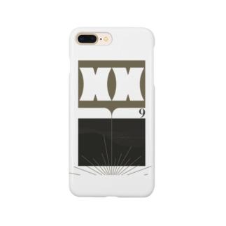 X X フライヤー Smartphone cases