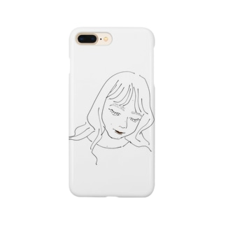 女の子 Smartphone cases