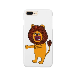 らいおんver.color Smartphone cases