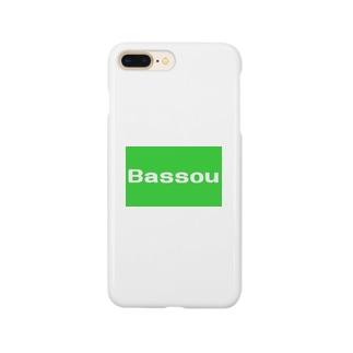 Bassou.netの公式アイテム Smartphone cases