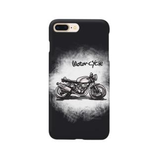 モーターサイクル Smartphone cases