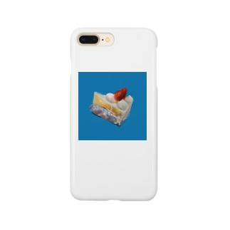 いちごのケーキ Smartphone cases