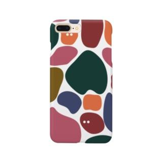 いっぱい(オータム) Smartphone cases