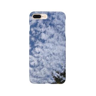 Lily bird(リリーバード)のいわし雲photo2 Smartphone cases