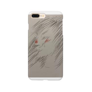 くしゃみ Smartphone cases
