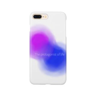 人生の主人公 Smartphone cases