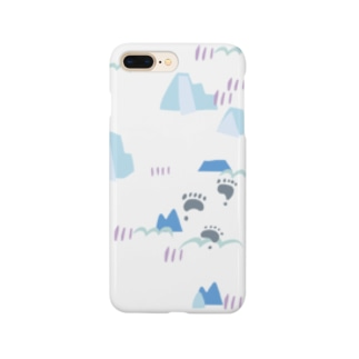 ホッキョク Smartphone cases