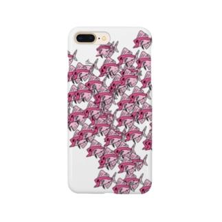 ヒレナガハタ(イナイ) Smartphone cases