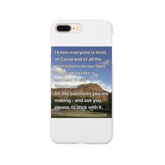 コロナ疲れ Smartphone cases