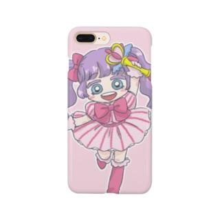 メルたんケース Smartphone cases
