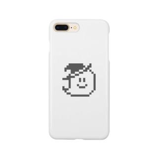 ドット絵モンスター -03 Smartphone cases