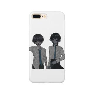 坂野と東 Smartphone cases