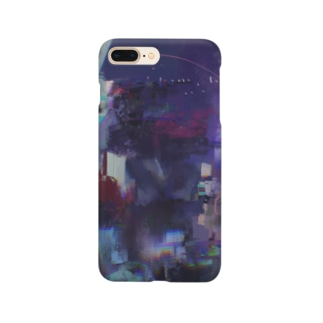 Melts with Dustyのナイトビュー〜~ Smartphone cases