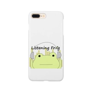 Listening Frog Smartphone cases