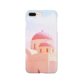 サントリーーニ Smartphone cases