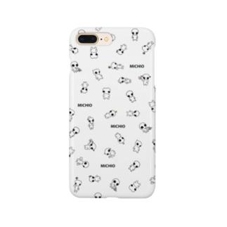 宇宙人みちお Smartphone cases