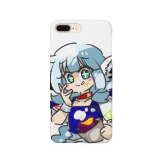 もぐもぐヴァハトちゃん Smartphone cases