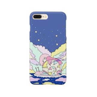 星空マイマイ Smartphone cases