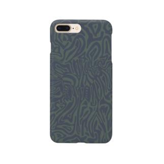 ゼブラ Smartphone cases
