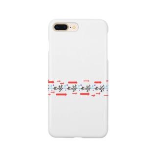 ねこ探知機の神経細胞☆ Smartphone cases