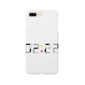 ベタですみません。 Smartphone cases