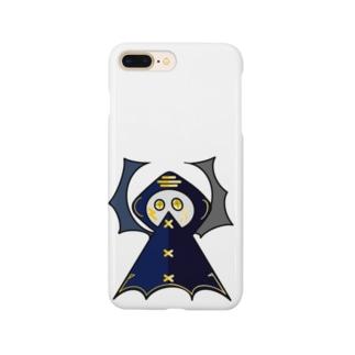 コウモリレインコート氏 Smartphone cases