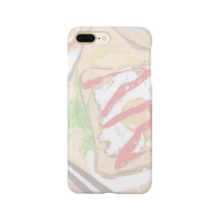 あの人の朝食 Smartphone cases