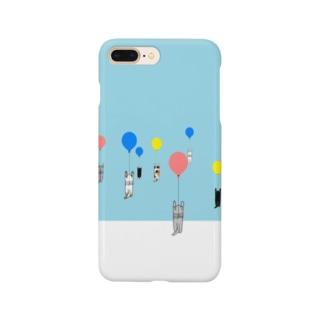 ベタですみません。風船 Smartphone cases