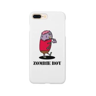 ゾンビ少年 Smartphone cases
